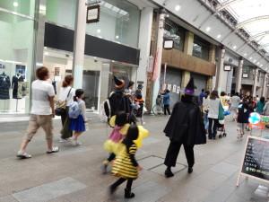 ハロウィンイベントがありました。    10/3      仏壇富山~佛光堂~