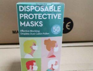 マスク販売